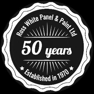 Badge 50 years