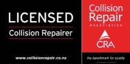 Collision Repair Logo